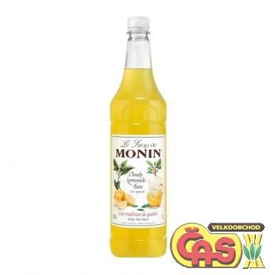 Monin lemonade mix 1l PET