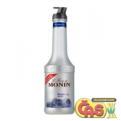 Monin puree blueberry 1l