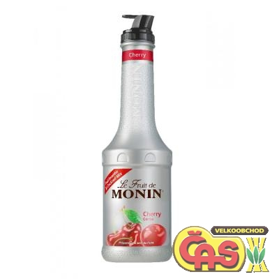 Monin puree cherry 1l