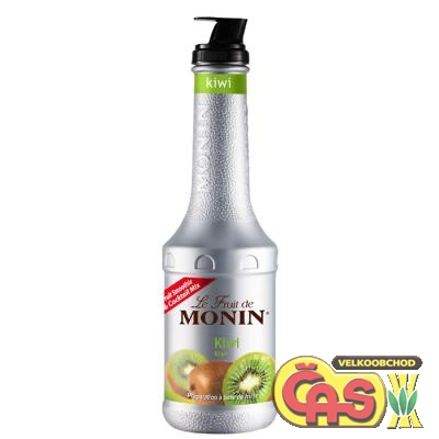 MONIN Puree Kiwi pet 1l
