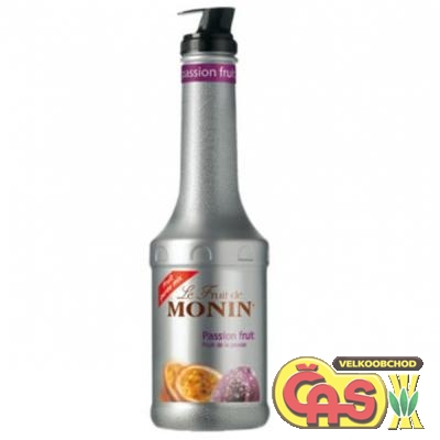 MONIN Puree Maracuja pet 1l pyréé