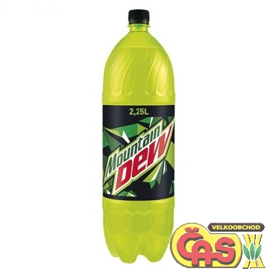 MOUNTAIN DEW  2.25l   PET