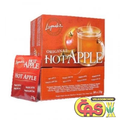 N�POJ HOT APPLE 23g (hork� jablko)