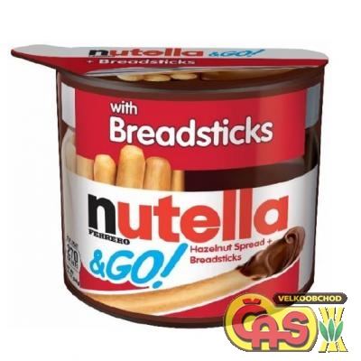 NUTELLA AND GO  52g
