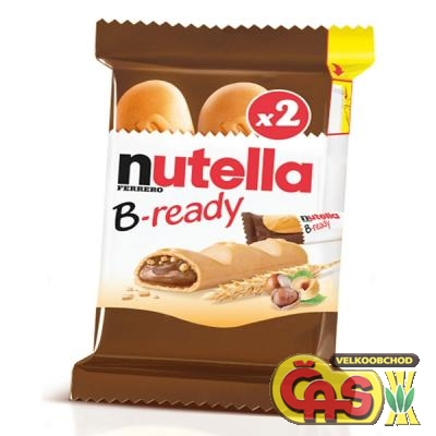 TY�INKA NUTELLA B-READY 44g