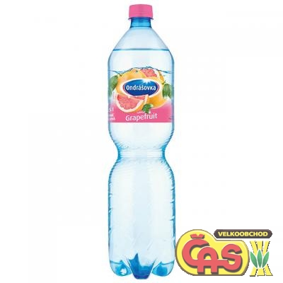 ONDRÁŠOVKA 1.5l GRAPEFRUIT PET