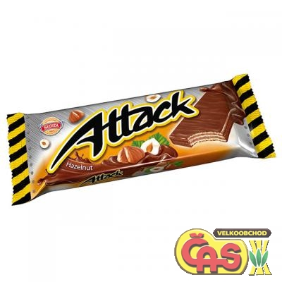 OPLATEK ATTACK 30g HAZELNUT