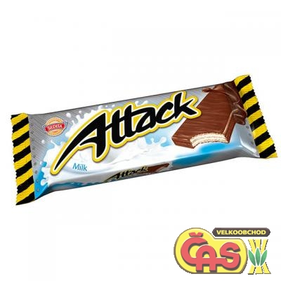 OPLATEK ATTACK 30g MILK