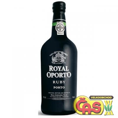 OPORTO ROYAL RUBY 0.75l    19%