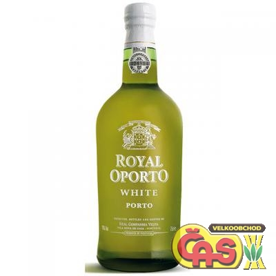 OPORTO ROYAL WHITE 0.75l   19%