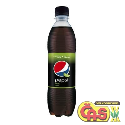 Pepsi Cola 0.5l PET Lime