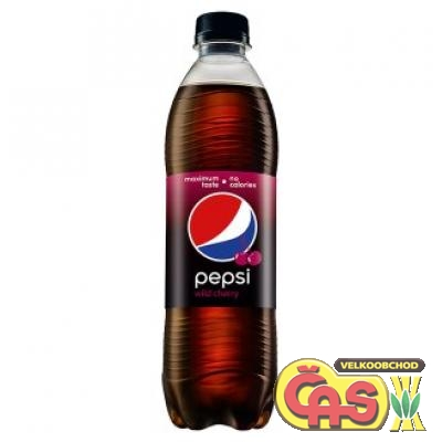 PEPSI COLA 0.5l CHERRY PET