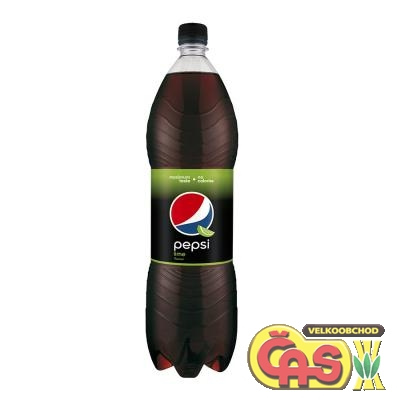 Pepsi Cola 1.5l Lime PET
