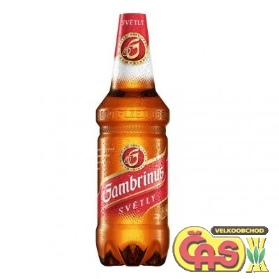 PIVO    GAMBRINUS 10% 1.5l PET