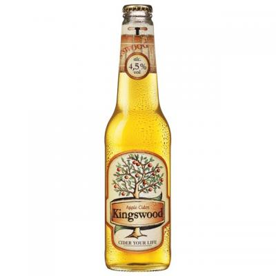 CIDER KINGSWOOD 0.4l apple cider