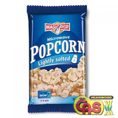 POPCORN MAGIC POP SLANÝ  90g