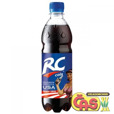 RC COLA 0.5l PET