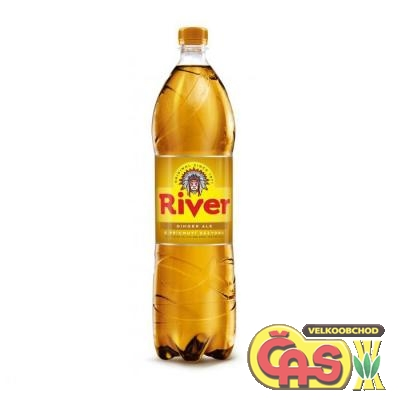 RELAX  RIVER TONIC 1.5l GINGER