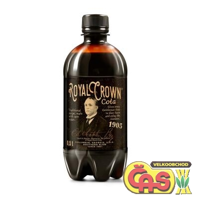 Royal Crown Classic PET 0.5l