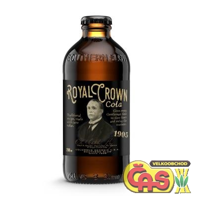 ROYAL CROWN COLA 0.25l SKLO CLASSIC