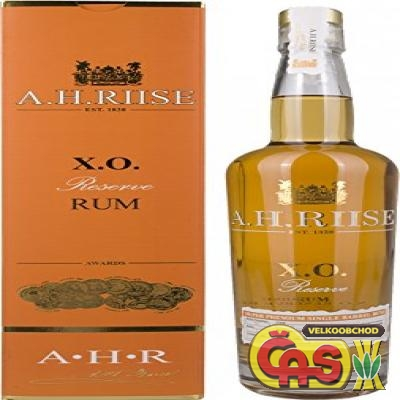 RUM A.H.Riise XO Reserve 0.7l 40%