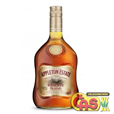 RUM APPLETON ESTATE RESERVE BLEND 0.7l 40%