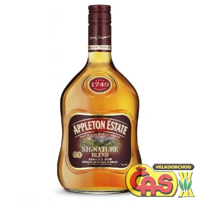 RUM APPLETON ESTATE SIGNATURE BLEND 0.7l 40%