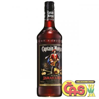 RUM CAPTAIN MORGAN JAMAICA 0.7l 40%