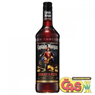 RUM CAPTAIN MORGAN JAMAICA 1l  40%