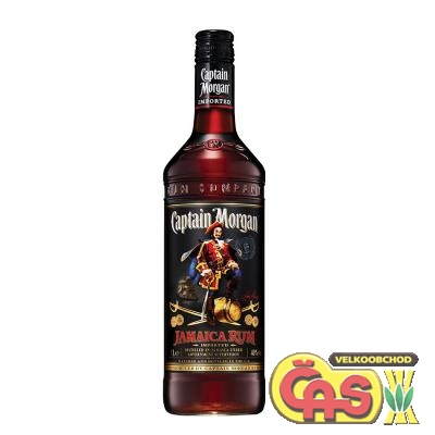 Rum Captain Morgan Jamaica 1l