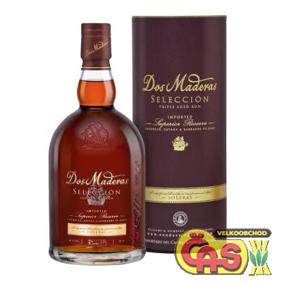 Rum Dos Maderas Reserve 0.7l