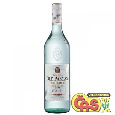 RUM OLD PASCAS WHITE 1l  37.5%