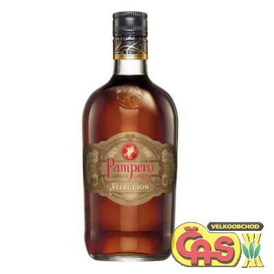 RUM PAMPERO SELECCION 0.7l 40%
