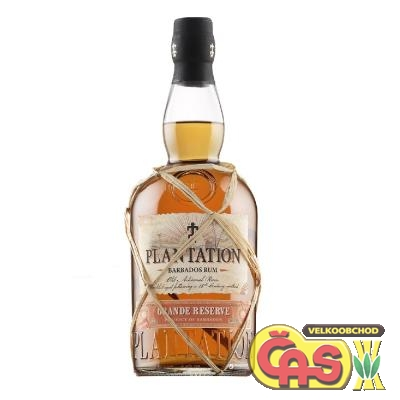 RUM PLANTATION Grand Reserva BARBADOS 0.7l 40%