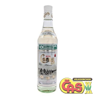 RUM RON CANEY BLANCO 1l  38%