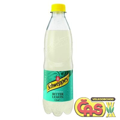 SCHWEPPES 0.5l BITTER LEMON PET