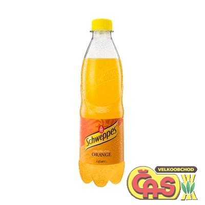 SCHWEPPES 0.5l ORANGE PET