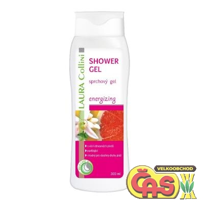 Sprchový gel Laura energizing 300ml