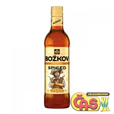 STOCK BOŽKOV SPICED 0.5l 30%