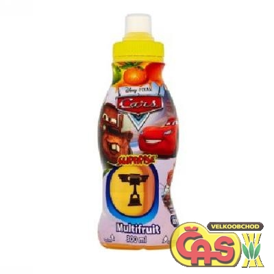 SURPRISE DRINK 0.3L multifruit (cars)