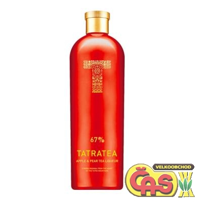 Likér Tatratea 0.7l 67% apple & pear
