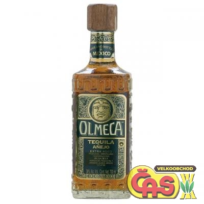 TEQUILA-OLMECA EXTRA  AGED 0.7l  38%