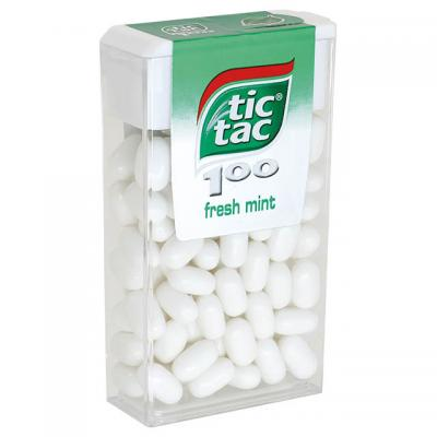 TIC TAC 100  MINT   49g  /24 ks