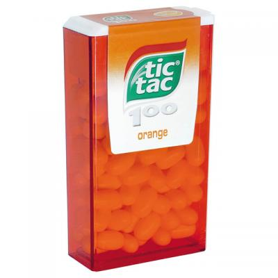 TIC TAC 100  ORANGE 48g /24 ks