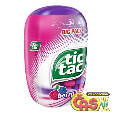 TIC TAC 200  BERRY BLISS 98g /8 ks