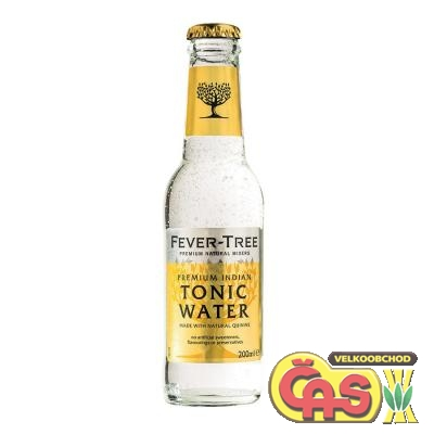TONIC FEVER TREE TONIC  4x0.2l