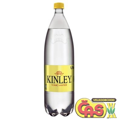 TONIC KINLEY 1,75l PET