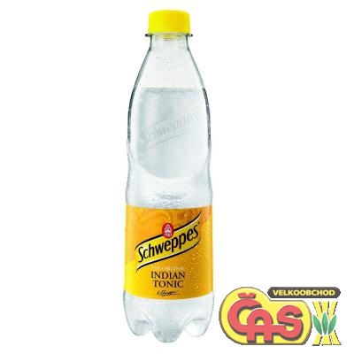 TONIC SCHWEPPES 0.5l  PET