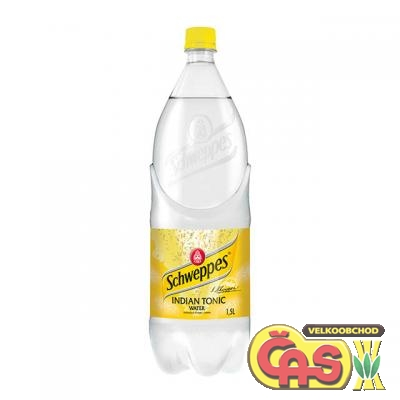 TONIC SCHWEPPES 1.5l PET