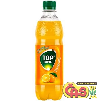 TOP TOPIC 0.5l POMERAN� PET